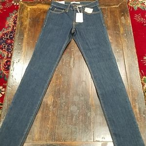 NWT Flying Monkey Straight Jeans   Size 24